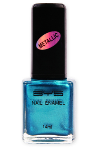 <b>BYS Nail Polish - Metallic Peacock No. 105</b>